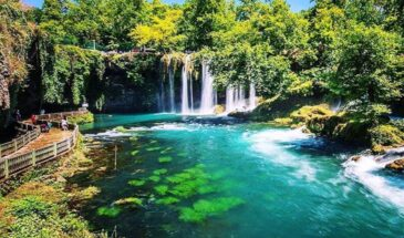 Waterfall Tour from Alanya