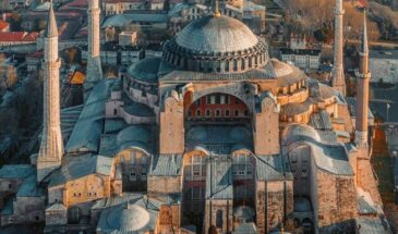Istanbul Tour From Alanya